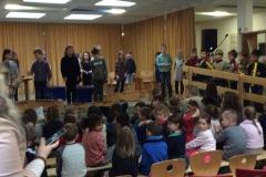 Die gekonnten Musikbeiträge zeigten, was alles in unseren Schülern steckt!